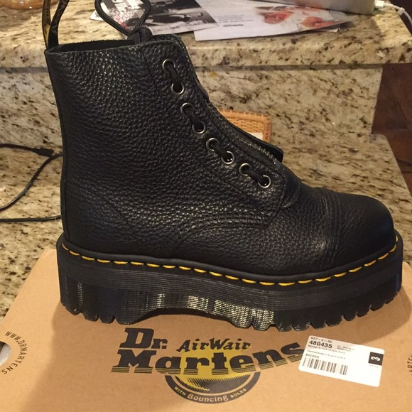 5b86c504 Dr. Martens Shoes | Drmartens 8 Eye Sinclair Jungle Boot Fits Us 75 ...